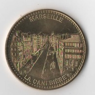 MARSEILLE - La Canebière / MONNAIE DE PARIS - Monnaie De Paris