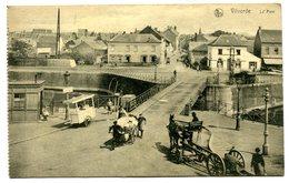 CPA - Carte Postale - Belgique - Vilvorde - Le Pont - 1921 ( SV5453 ) - Vilvoorde