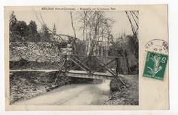 MEILHAN - 47 - Lot Et Garonne - Passerelle Sur Le Ruisseau Tort - Meilhan Sur Garonne