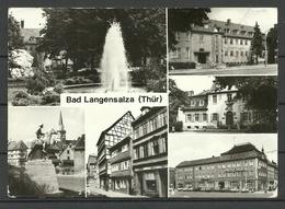 Deutschland DDR BAD LANGENSALZA Thüringen - Bad Langensalza