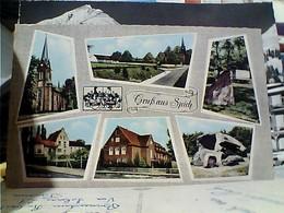 GERMANY  Gruss Aus Spich  VUES VB1968 GU3403 - Troisdorf