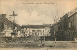 LEDERGUES PLACE DE LA CROIX - Altri Comuni
