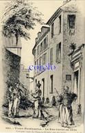 75 - Paris - Vieux Montmartre - La Rue Sainte Cortot En 1840 - Lotti, Serie, Collezioni