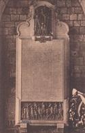 Mons Hôtel De Ville Memorial érigé à La Mémoire Des Soldats Irlandais Tombés ( Oorlogsmonument 1914 - 1918) - Mons