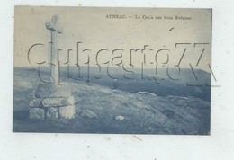 Saint-Chély-d'Aubrac (12) : Le Calvaire Des 3 Evêques à  Aubrac En 1930 (animé) PF. - Altri Comuni