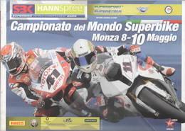 CPM Superbike Monza Pirelli Alfa Romeo  Supersport Autodromo Monza Ducati BMW - Moto