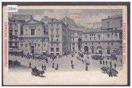 NAPOLI - GALLERIA UMBERTO - PUBLICITE BIERE PSCHORRBRÄU DUNKEL UND HELL - TB - Napoli (Naples)