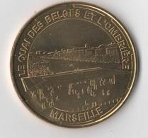 MARSEILLE - Le Quai Des Belges / MONNAIE DE PARIS - Monnaie De Paris