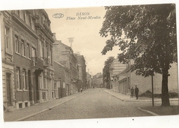 10 - Dison - Place Neuf-Moulin - Dison