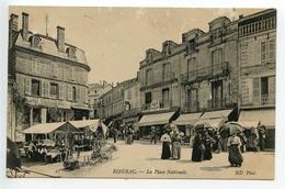 Ribérac La Place Nationale - Riberac