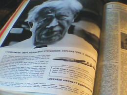 (pagine-pages)PUBBLICITA' LOCKHEED  Epoca1956/326r. - Libri, Riviste, Fumetti