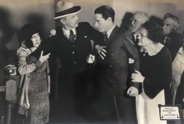 George Bancroft L'assommeur Cinema Ancienne Photo De Film Paramount 1929 - Photographs