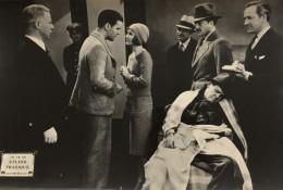 Studio Tragique Cinema Ancienne Photo De Film Paramount 1929 - Photographs
