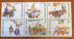 Macau - MNH** - 1998 - # 948/953 - Macao