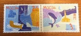 Macau - MNH** - 1998 - #  930/931 - Macao
