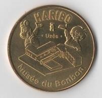 MUSEE DU BONBON HARIBO UZES - Vue Aérienne / MONNAIE DE PARIS - Monnaie De Paris