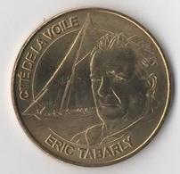 2011 - LORIENT - La Cité De La Voile  (Eric Tabarly) / MONNAIE DE PARIS - Monnaie De Paris