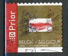 COB 3499b Obl  (B4590) - Belgium