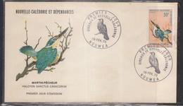 NOUVELLE CALEDONIE - FDC De 1970 N° 365 - Covers & Documents