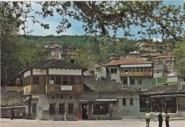 Postcard Greece Metsovo The Market Le Marche Der Markt My Ref  B23006 - Greece