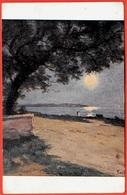 CPA Salon De Paris Tableau De M.J. IWILL Pinxit LA NUIT (Saint-Georges-de-Didonne) 17 St - Peintures & Tableaux
