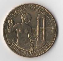 THEATRE ANTIQUE 3 - Vénus D'Arles / MONNAIE DE PARIS - Monnaie De Paris