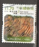 Hong Kong 2014 High Islands-Reservoir East Dam.fu - Oblitérés