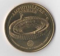 THEATRE ANTIQUE 4 - Amphithéatre D'Arles / MONNAIE DE PARIS - Monnaie De Paris