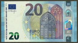 France - 20 Euro - U026 G5 - UE26585572XX - Draghi - UNC - EURO