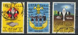 °°° LIBIA LIBYA - YT 211/13 - 1962 °°° - Libye
