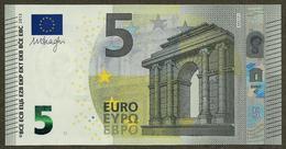 Portugal - 5 Euro - M001 A1 - MA0050985XXX - Draghi - UNC - EURO