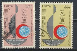 °°° LIBIA LIBYA - YT 216/17 - 1963 °°° - Libye