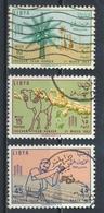 °°° LIBIA LIBYA - YT 222/24 - 1963 °°° - Libye
