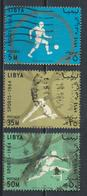 °°° LIBIA LIBYA - YT 246/50/51 - 1964 °°° - Libia