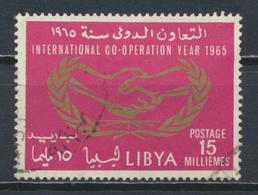°°° LIBIA LIBYA - YT 261 - 1965 °°° - Libye