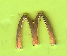 Pin's Mac Do McDonald's Mini Arches RARE - 5R12 - McDonald's