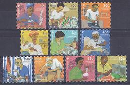 Singapore 2013 Definitives 'Vanishing Trades'  10v  MNH Jobs Cobbler Fortune Teller - Altri