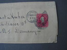 US Cv, - Postal Stationery
