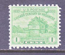 U.S.  728   **   FORT  DEARBORN - United States