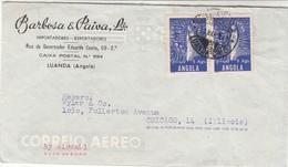 Angola / Airmail / Fatima / Religion - Angola