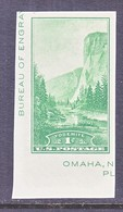 U.S.  769 A   *  NATL.  PARKS    SPECIAL  PRINTING   Issued No Gum. - United States