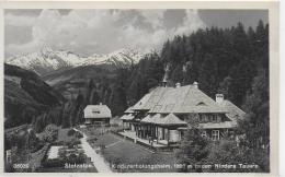 AK 0029  Murau ( Stolzalpe ) - Kindererholungsheim Gegen Niedere Tauern / Verlag Ledermann Um 1938 - Österreich