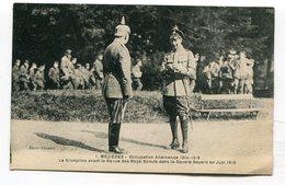 CPA   08 : MEZIERES  Le Kronprinz Guerre 14-18  A    VOIR  !!! - Charleville