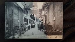 TURQUIE * EXPOSITION INTERNATIONALE 1914 - CPA LA SECTION OTTOMANE - BELLE ANIMATION - Turquia