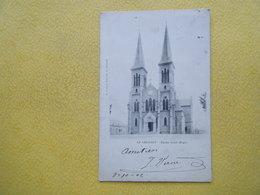 LE CREUSOT. L'Eglise Saint Henri. - Le Creusot