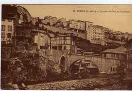 Thiers Quartier Et Pont De Seychalles - Thiers