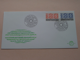 IAO 1969 / 25 Februari 1969 - N.V.P.H. Nr. 94 ( Zie / Voir Photo ) 1ste Dag Uitgave / FDC ! - FDC