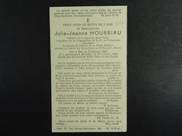Julie Houssiau Hal 1863 1940 /010/ - Images Religieuses