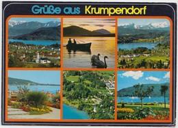 Grusse Aus Krumpendorf, Austria, Used Postcard [21795] - Austria