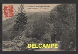 DD / 25 DOUBS / VALLÉE DE CONSOLATION / LA ROCHE PERCÉE / CIRCULÉE EN 1910 - Non Classificati